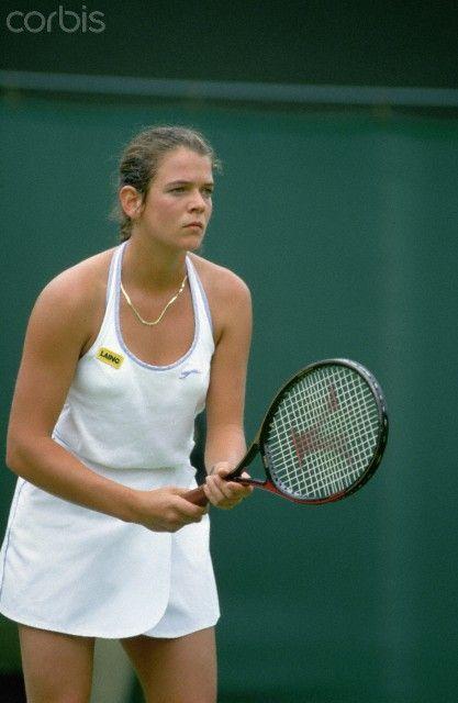 Annabel Croft Great Britain Tennis Players Female Annabel Croft Tennis Players