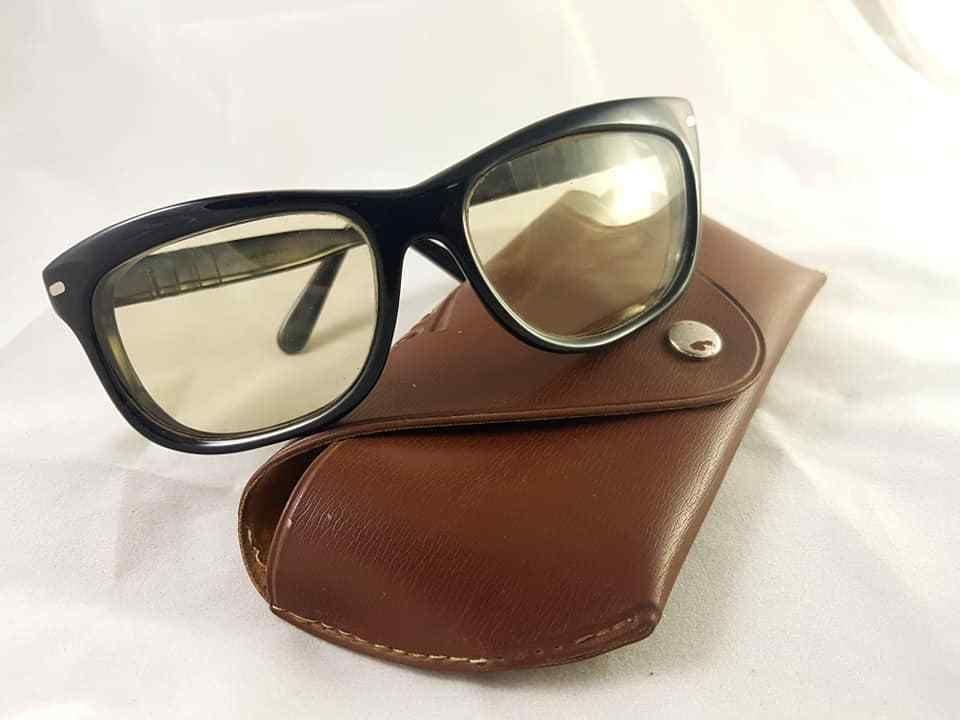 51162c0ddc0 NOS PERSOL 6600 RATTI PERSOLMATIC VINTAGE SUNGLASSE MINT CONDITION ...
