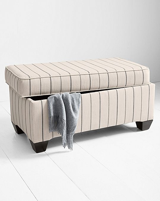 Richland Upholstered Storage Bench