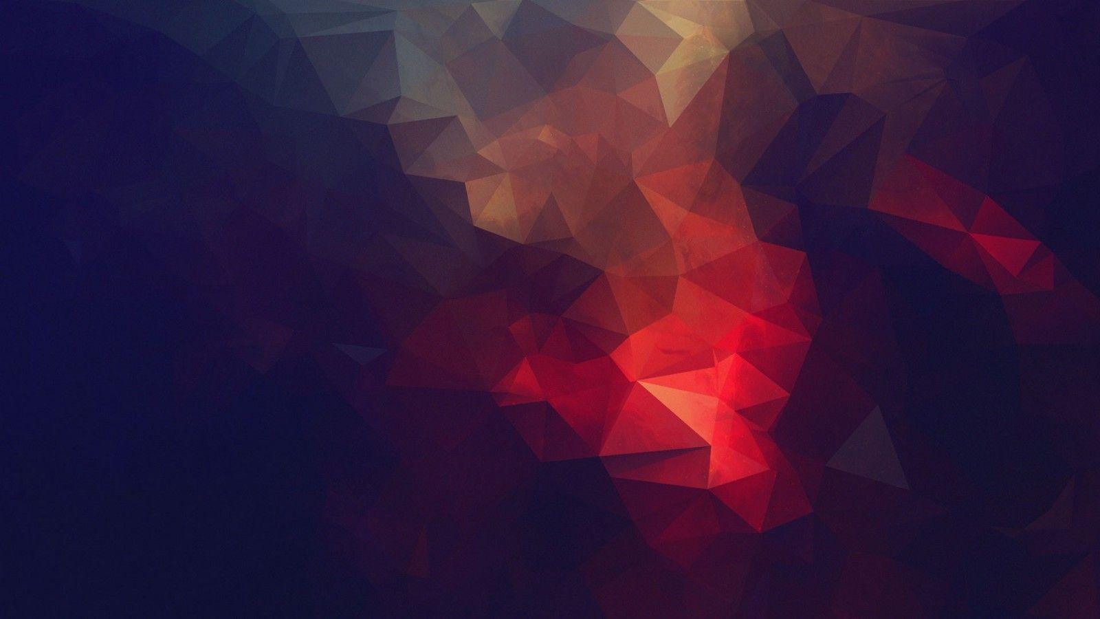 Pin By Haru On Low Poly Sci Fi Digital Wallpaper Geometric Artwork Polygon Art