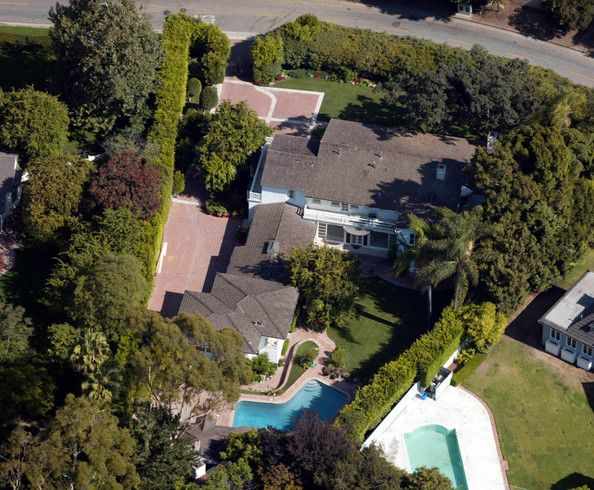 Celebrity Homes Los Angeles: Take a Tour with This Map!