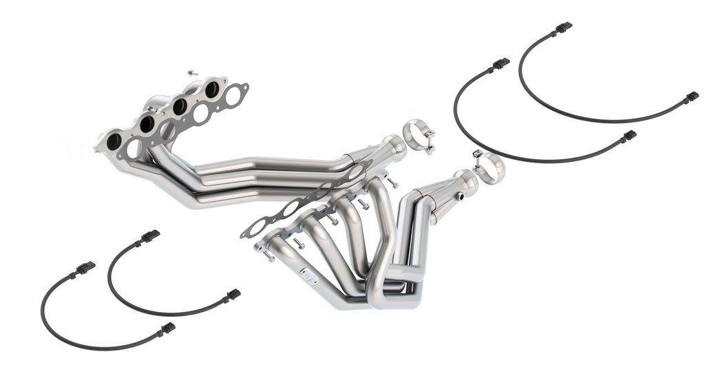C7 Corvette Borla 17289 Headers - Stingray | C7 Corvette Parts and