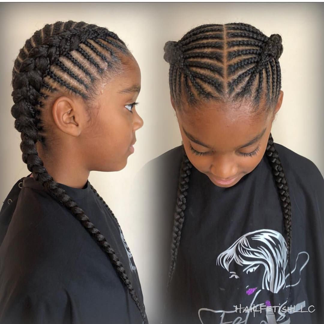 34++ So fille coiffure inspiration