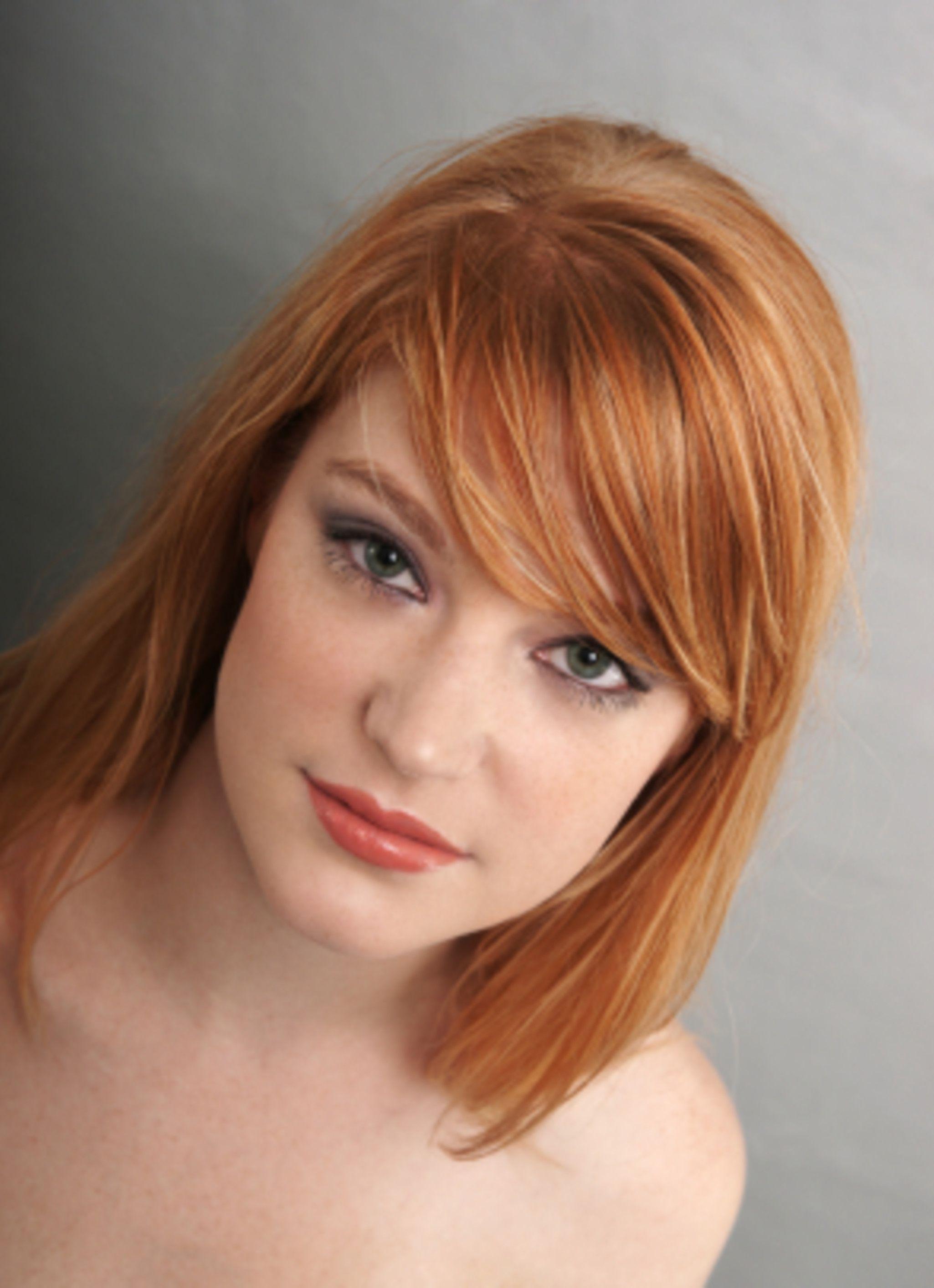 Redhead Hairstyles Redhead Hairstyles Hair Styles Short Red Hair