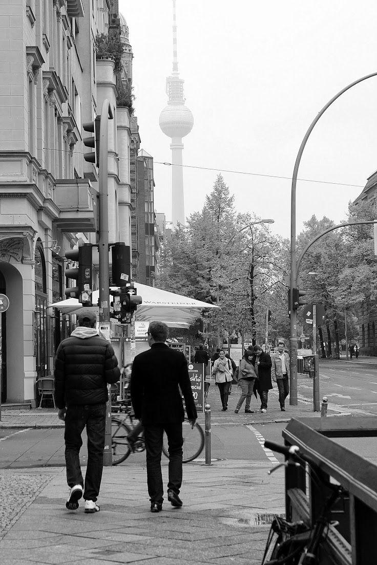 #Berlin, Oranienburger Straße