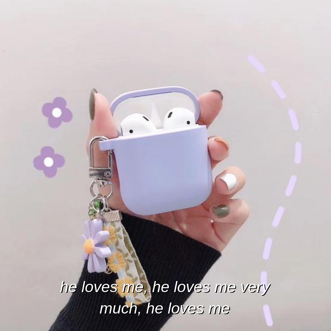 Details This Pastel Flower AirPod Case is the most ...