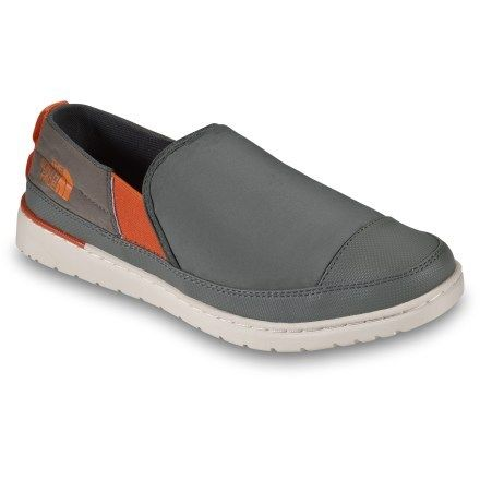 the north face base camp slipon ii shoes  men's  2012