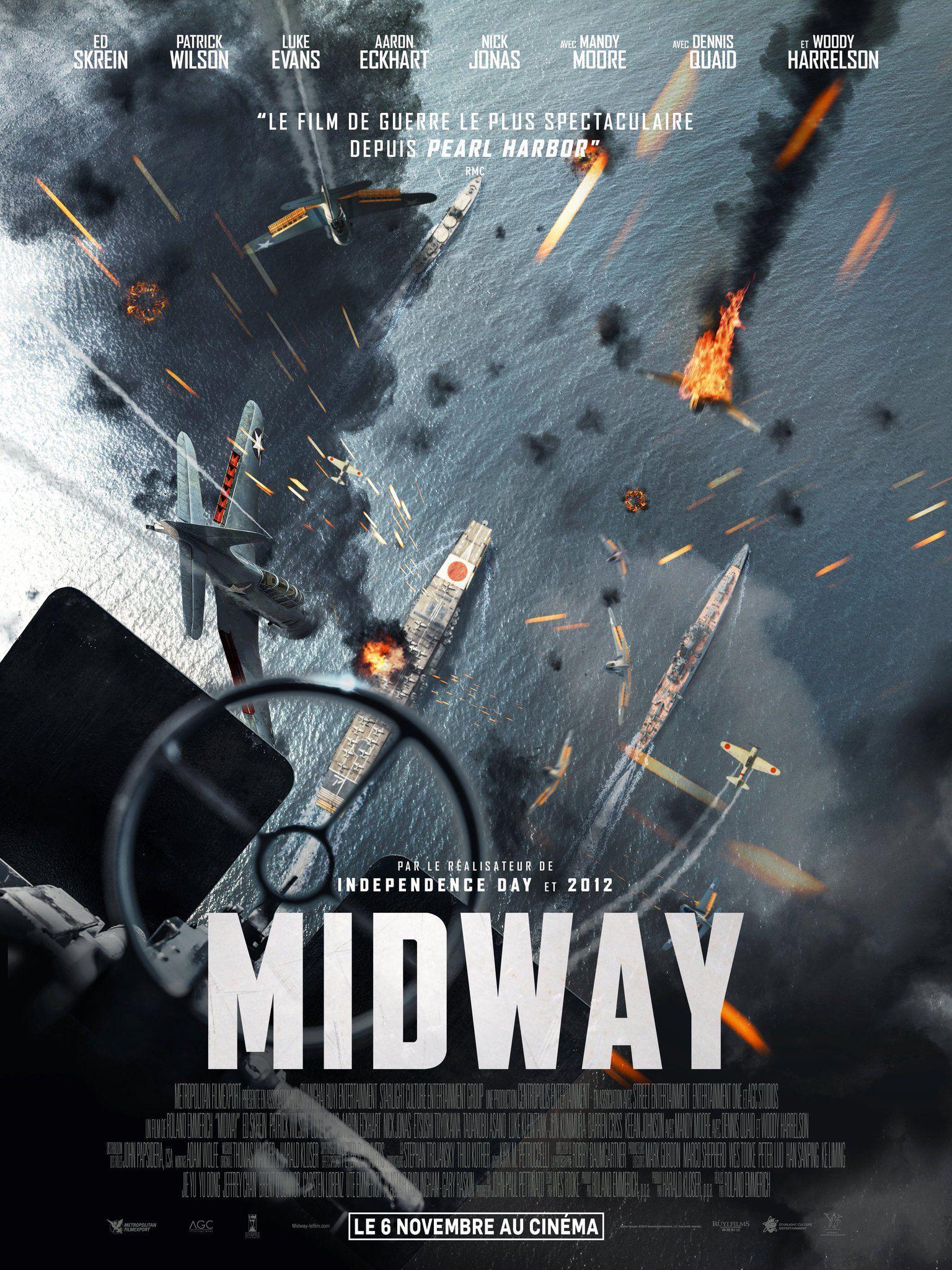 Poster Midway Carteles De Cine Poster Cine