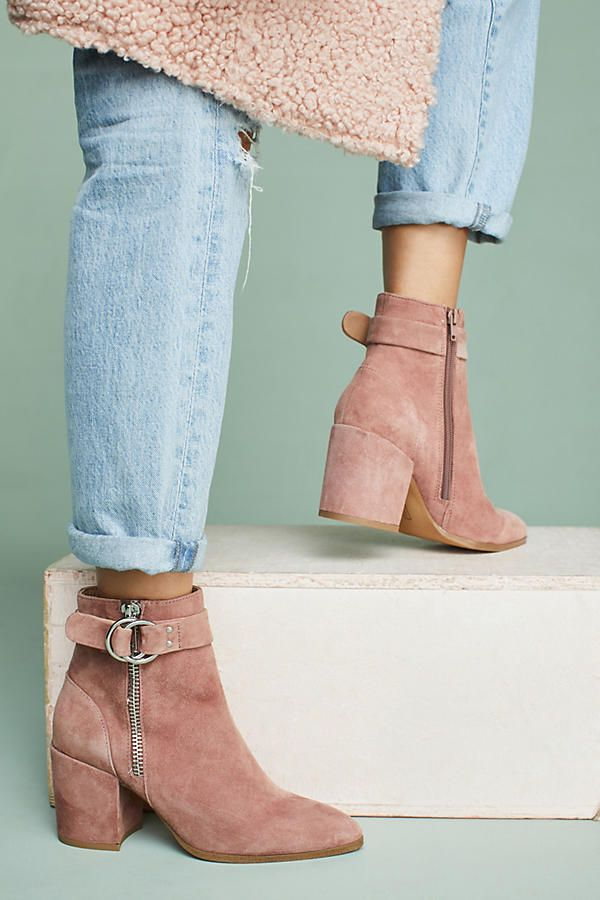 Steven by Steve Madden Johannah Booties | Steve madden, Style icons and Sole