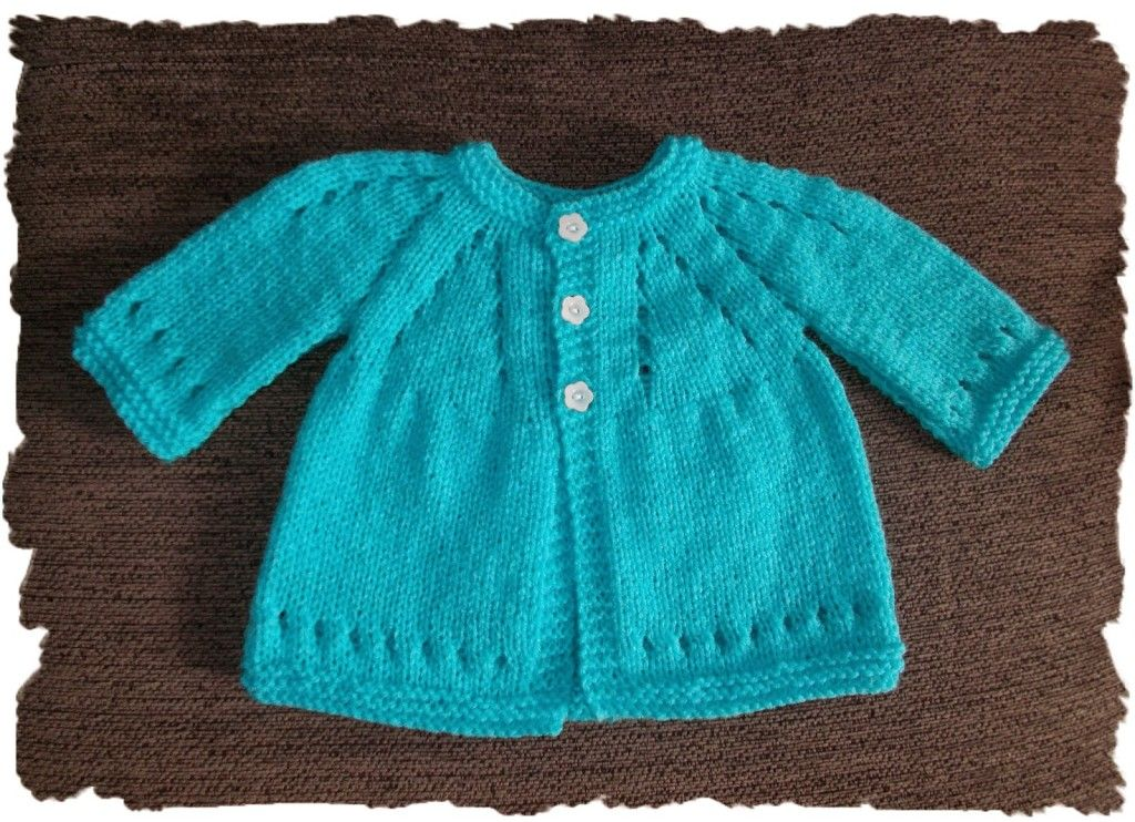 10 Free Knitted Sweater Patterns For Girls | knitting | Pinterest ...