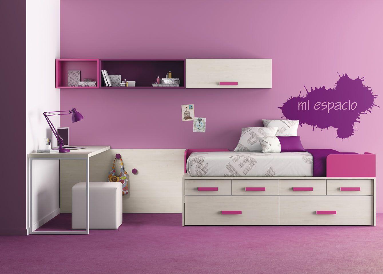 Si ntete joven en una habitaci n de muebles ros mueble for Muebles infantiles ros