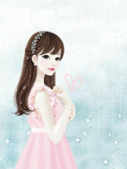 Pin By Nune Chan On Korean Anime Pinterest Lovely Girl Image Cute Girl Drawing And Art