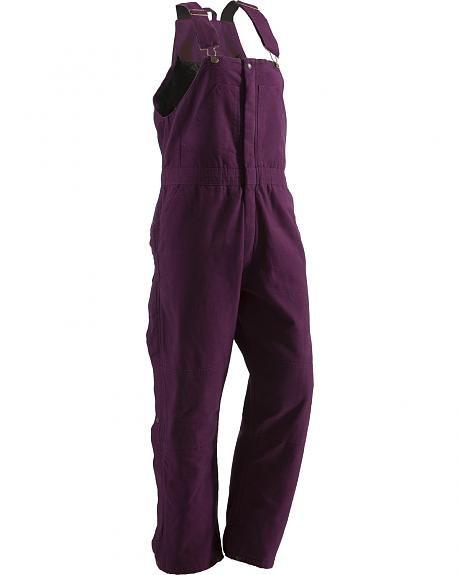 berne ladies washed insulated bib overalls reg tall on womens insulated bib overalls id=27885