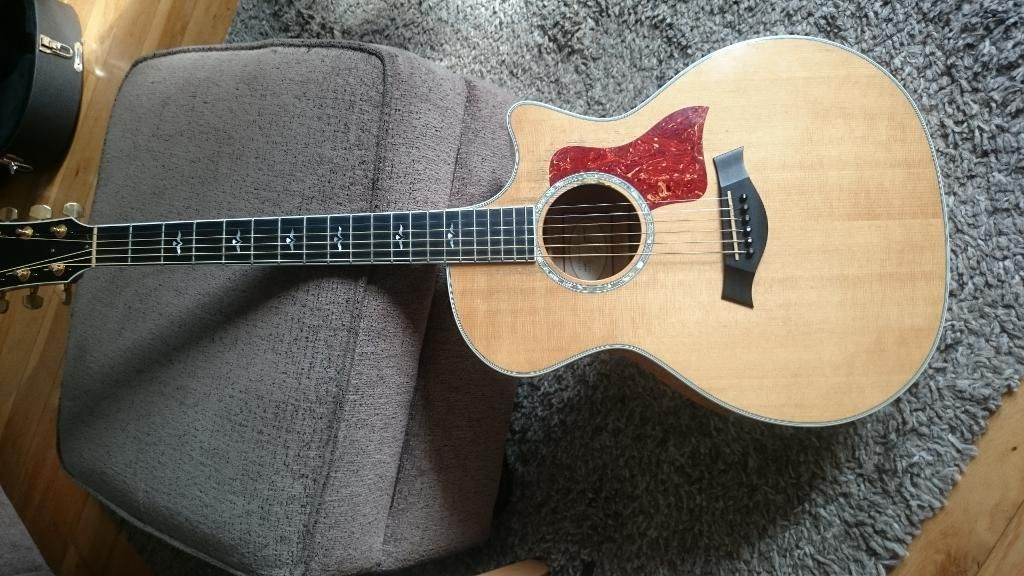 Taylor 614 Ce Grand Auditorium Acoustic Guitar United Kingdom Gumtree Acoustic Guitar Guitar Acoustic