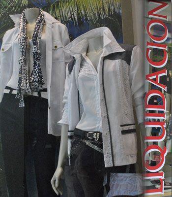 florida chic abrigos blanco y negro 2014 moda talles grandes del 42 al 60  locales en belgrano y avellaneda