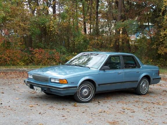 Buick Century Limited Mine Was White And Well That S All