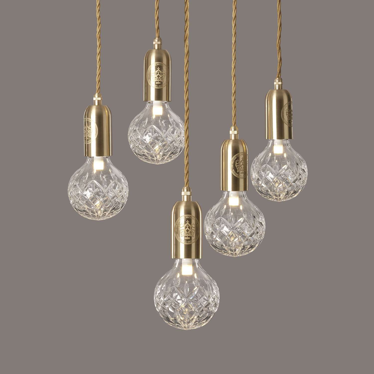 Clear Crystal Crystal Pendant Lighting Pendant Chandelier Ceiling Lights