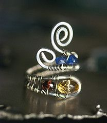 wire ring inspirations