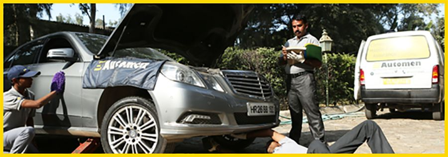 Automen Gives The Car Service With Full Assurance On Parts And No