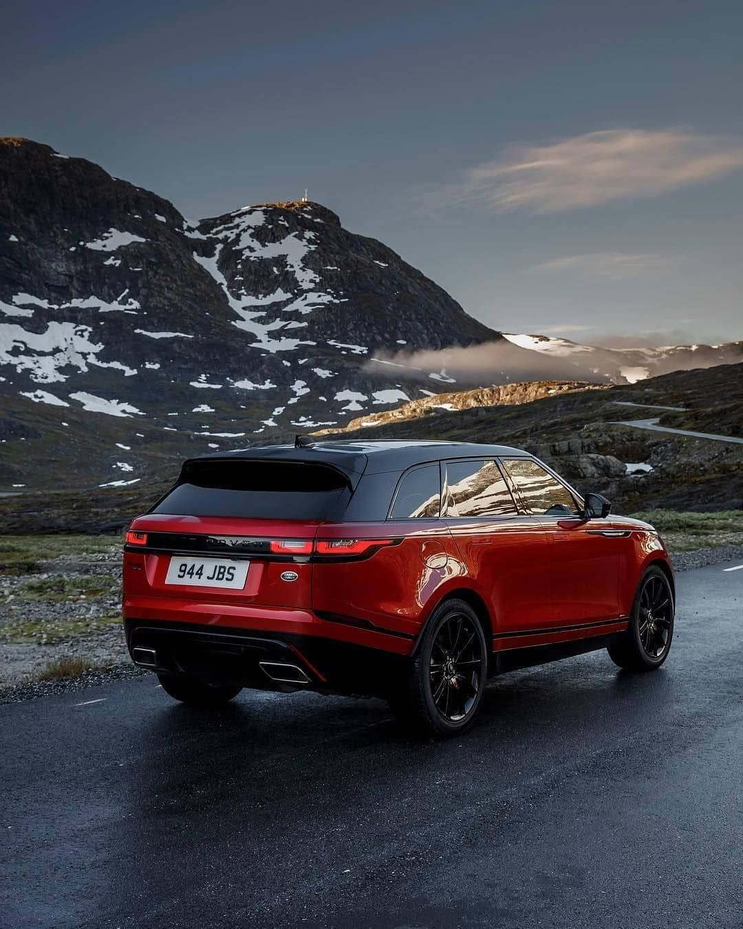 Pin by landroverphotoalbum on Range Rover Velar Range