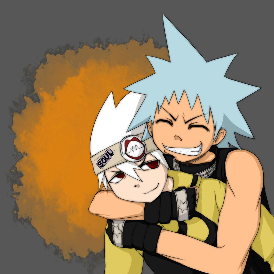 black star x soul soul eater yaoi pinterest black