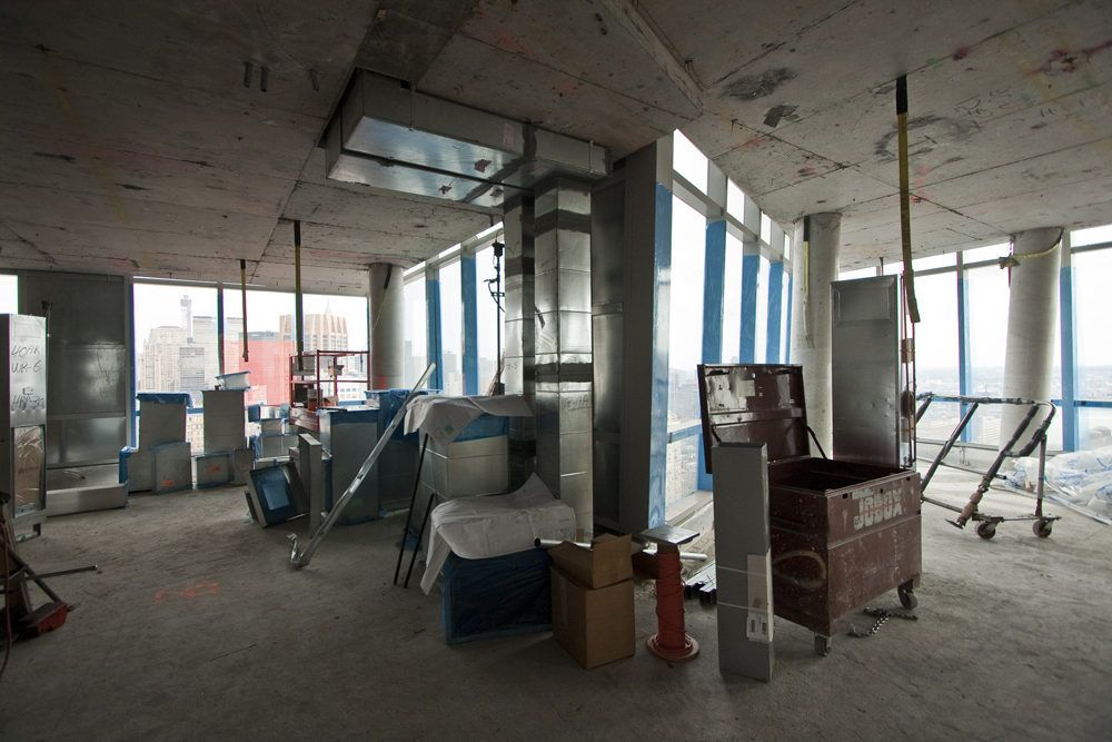 Sneak Peek of the In-Progress Condos at 400 Park Ave. South - Curbed Inside - Curbed NY
