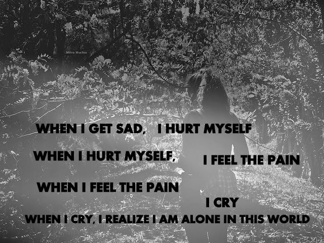 Quotes About Being Hurt Alone Girl Sad Quotes Walking Hurt Pain