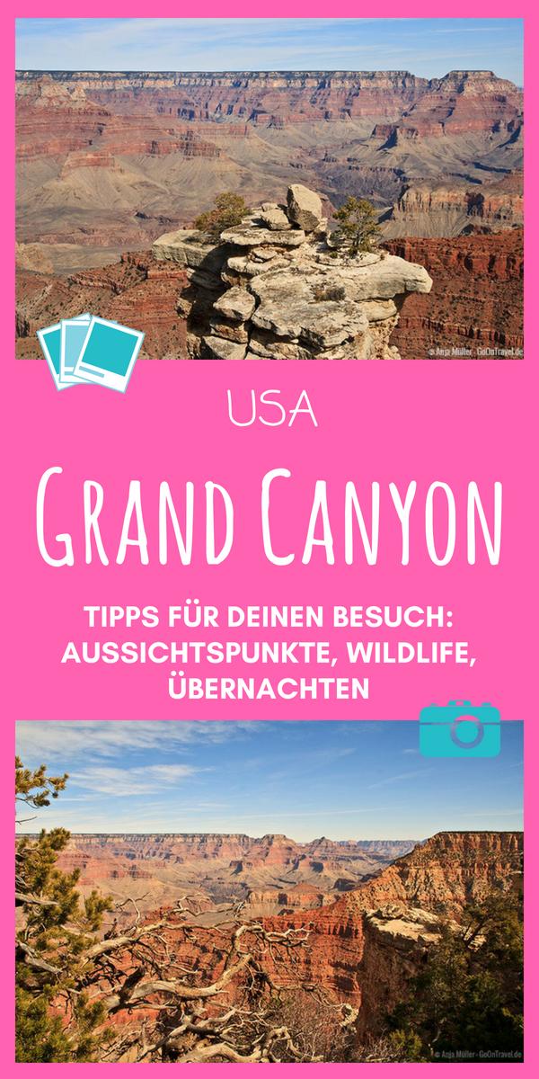 Grand Canyon: Das absolute Wow-Erlebnis im Westen der USA