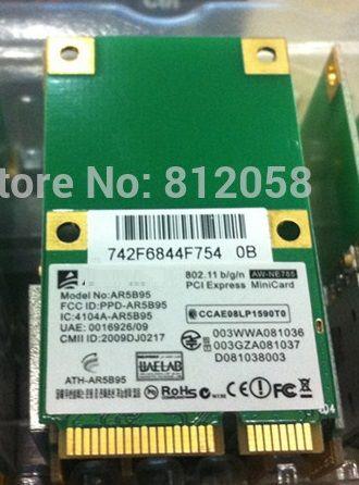 SSEA New for Atheros AR9285 AR5B95 AW-NE785H Mini PCI-E WiFi