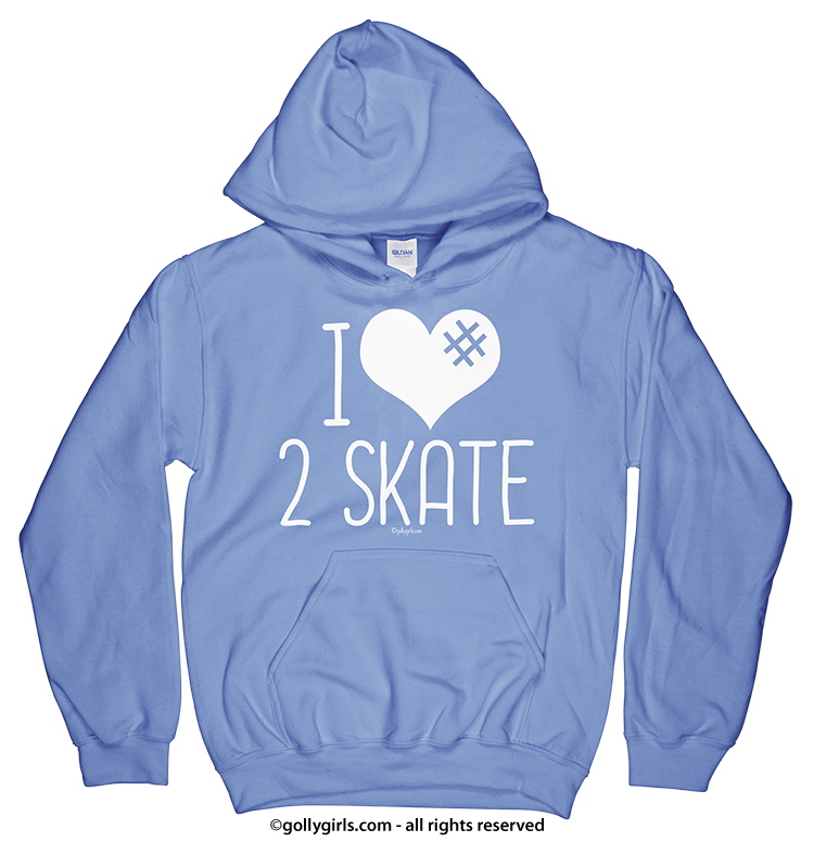 d31d7647c I Hashtag Heart 2 Skate Hoodie (Youth-Adult)   Products   Hoodies ...