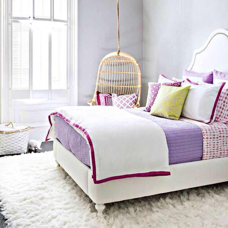 Bedroom Ceiling Interior Bedroom Ideas Attic Rooms Bright Bedroom Colour Ideas Striped Bedroom Curtains: Violets, Bedrooms And Kids Rooms