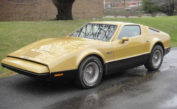 Bricklin SV The Original Idea Was A Safe And Economical Sports - Economical sports cars