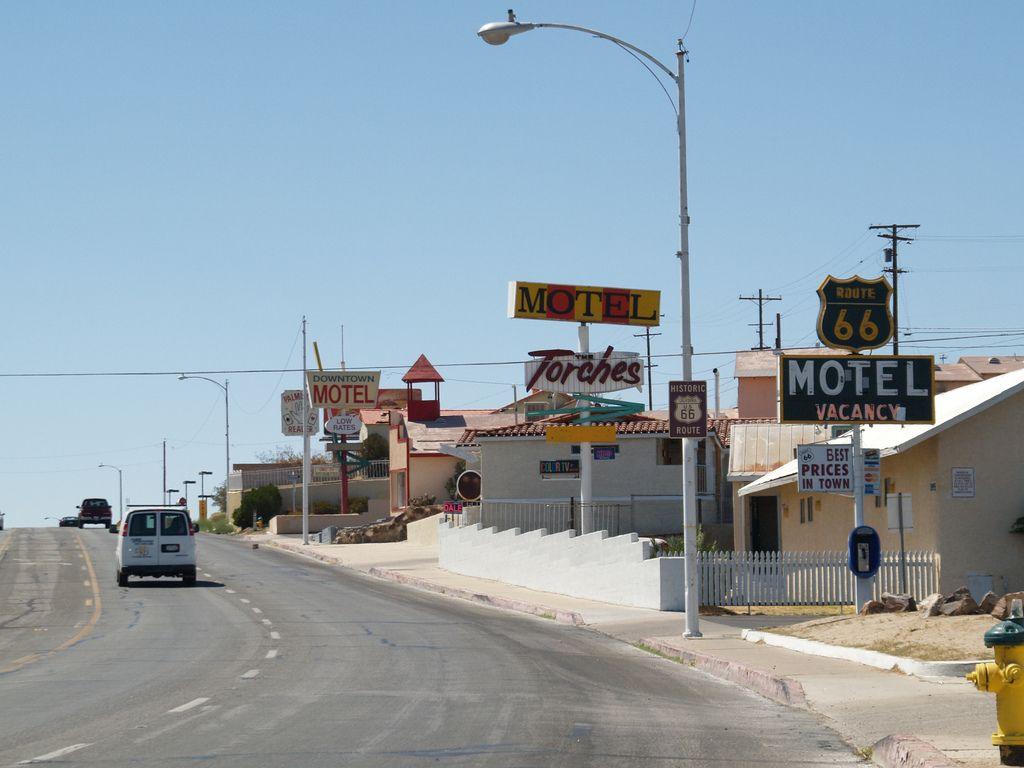 Barstow California Barstow Mojave