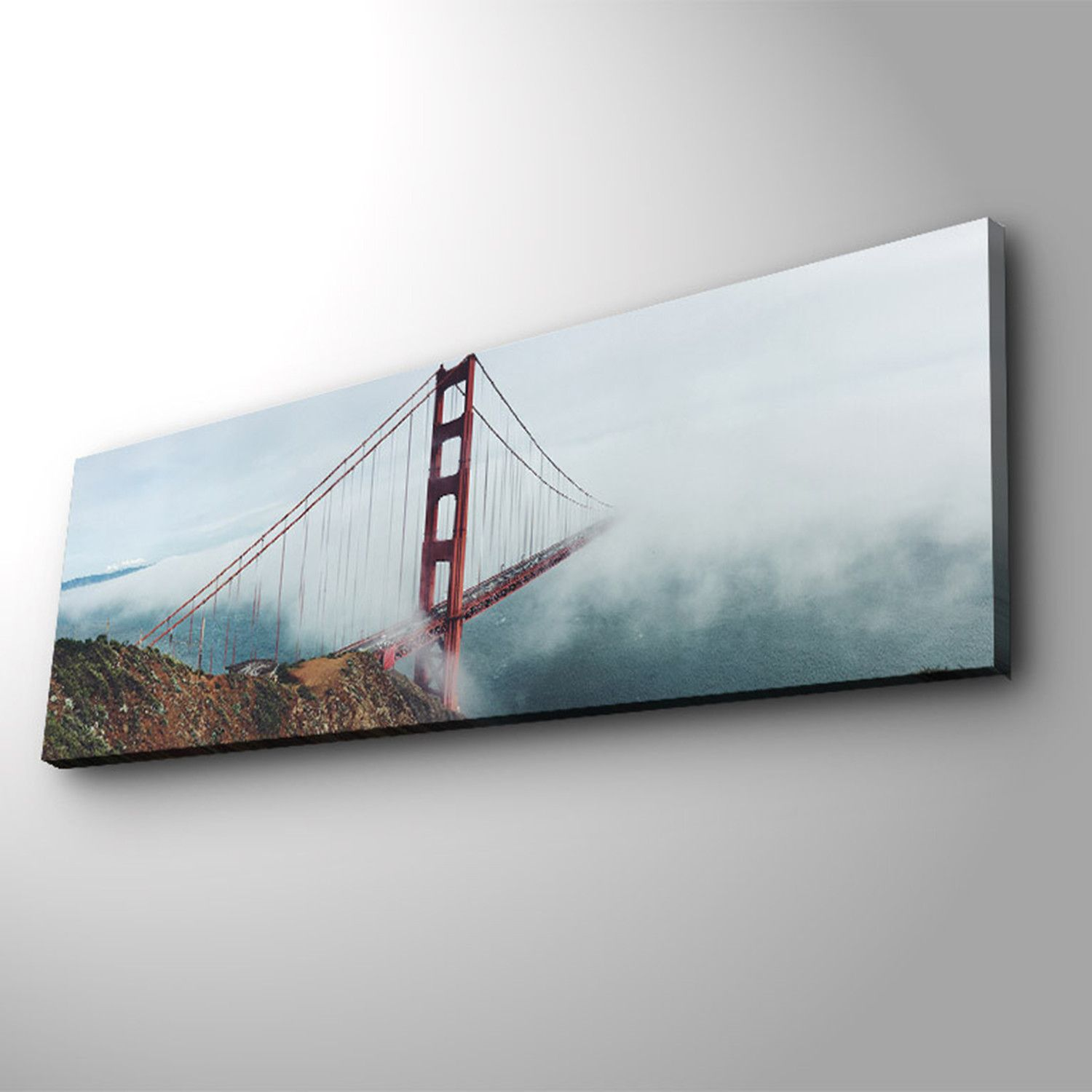 Golden Gate Bridge Seriously step up the ambience of your