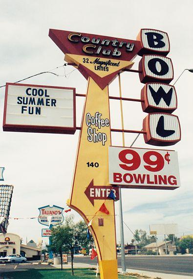 Bowling Alley In Mesa Az Photo Taken In The Mid 90s Photo By Dave Bravenec Bowling Bowling Alley Time Capsule