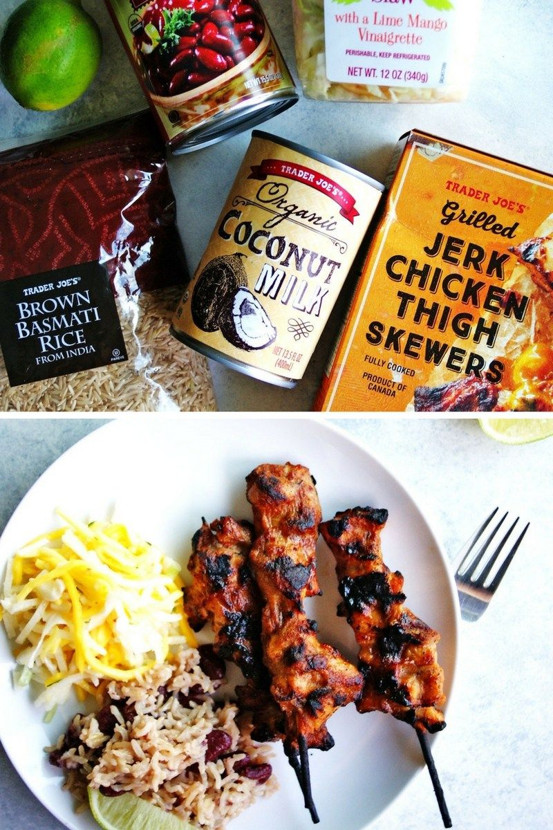 15 Easy Trader Joe's Recipes Food recipes, Quick healthy