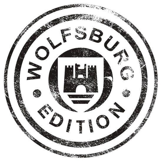 Wolfsburg edition graphic Vw emblem, Wolfsburg
