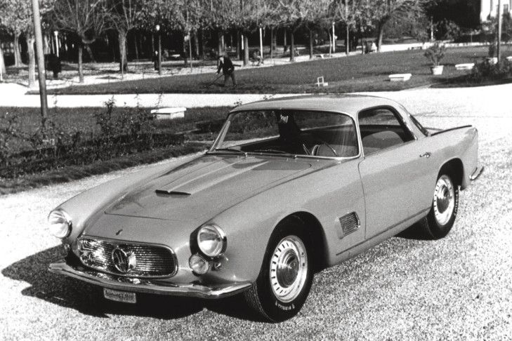 Led Le Brummt autos der 50er jahre maserati and cars