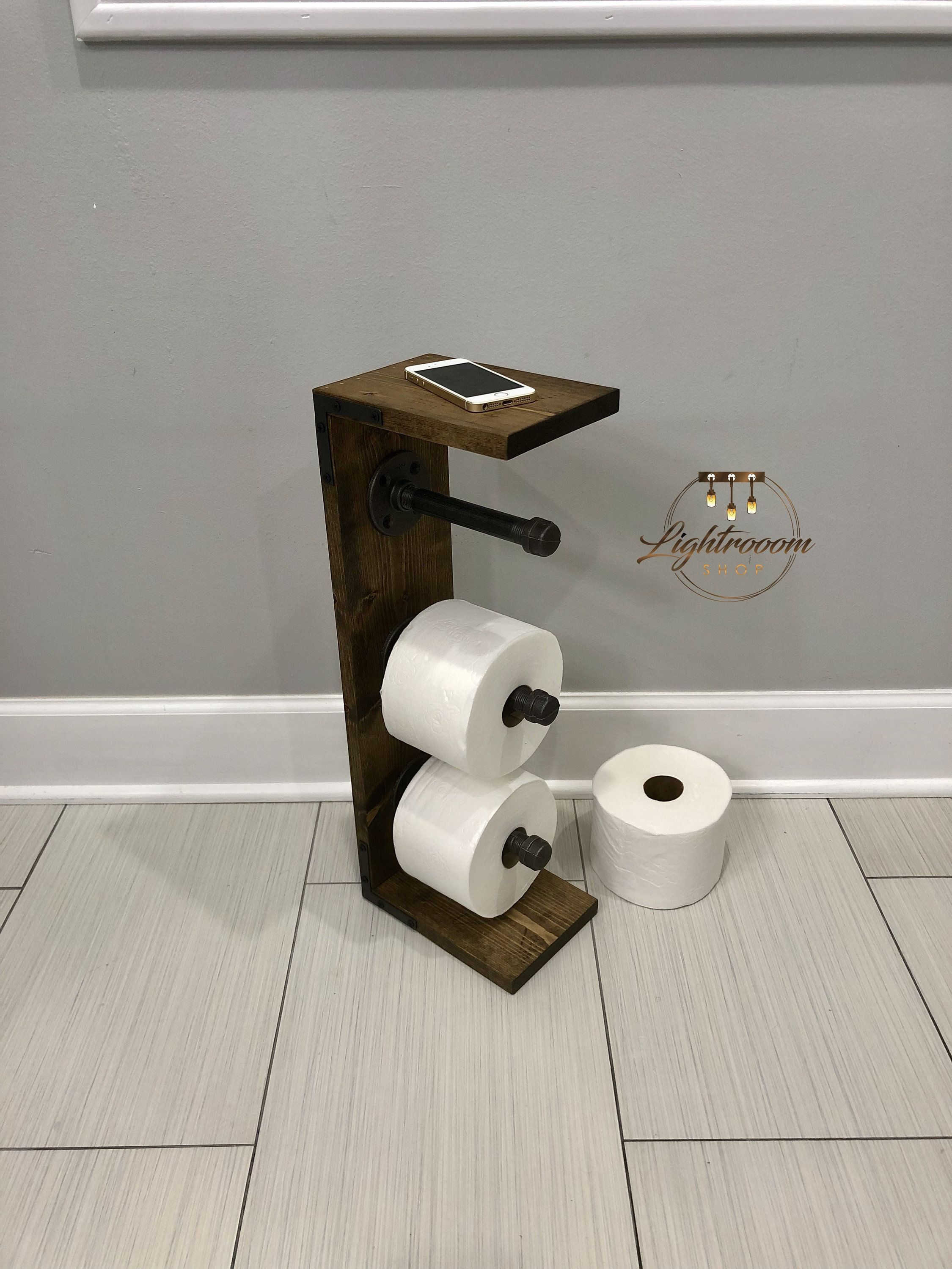 Pin On Toilet Paper Holder
