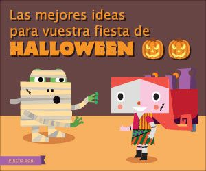 Ideas Fiesta de Halloween