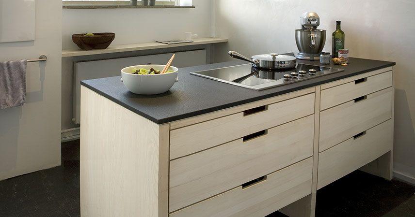 HANSEN Custom – Arkitekt køkken – dansk møbelklassiker