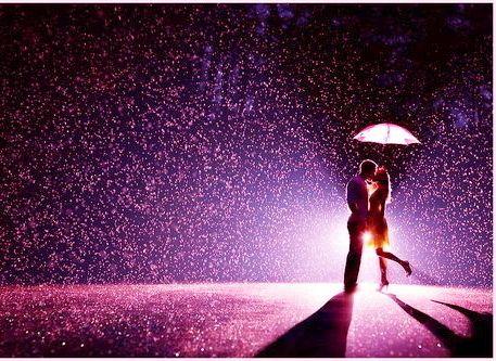 """And I don't know why, but with you I'd dance in a storm in my best dress, fearless."" <3"