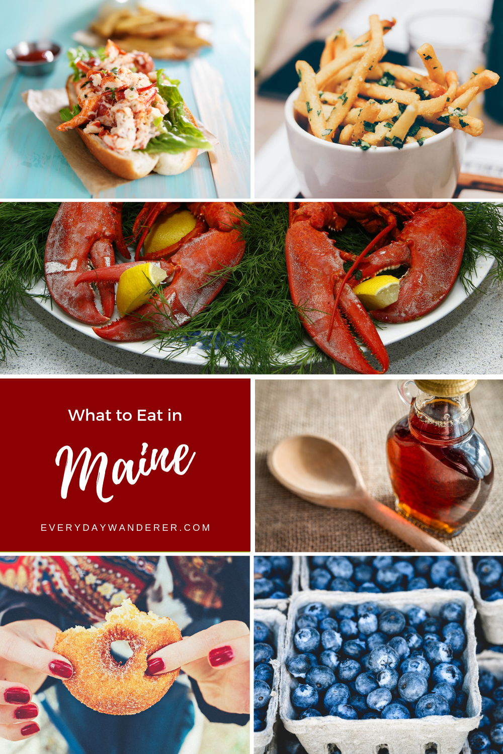 What To Eat In Portland Maine Maine What To Do Lobster Roll Potatoes Maple Syrup Maple Syrup Benefits Bluebe Eat Delicious Destinations Travel Food
