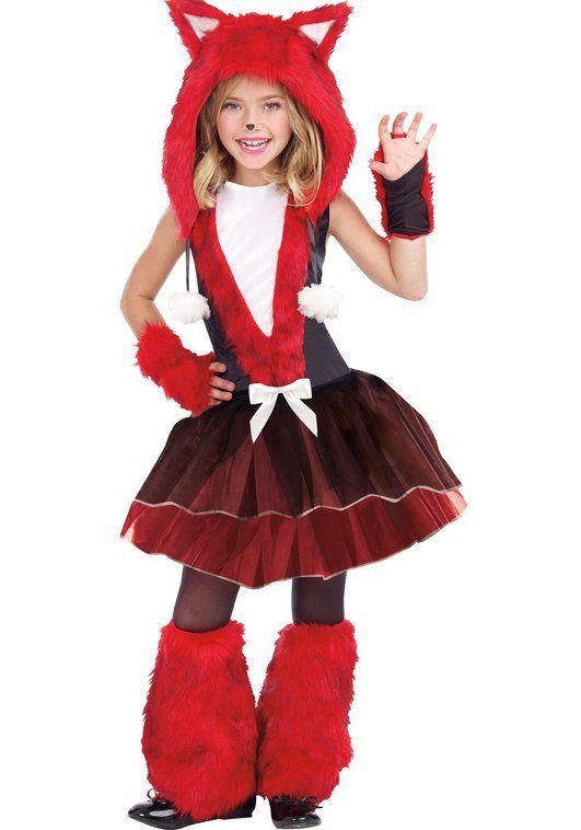 Fox costume Brooke\u0027s likes Pinterest Fox costume, Costumes and - halloween costume girl ideas
