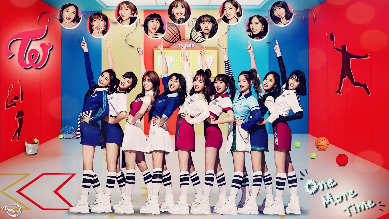 TWICE / Wallpaper / comeback customization girls kpop