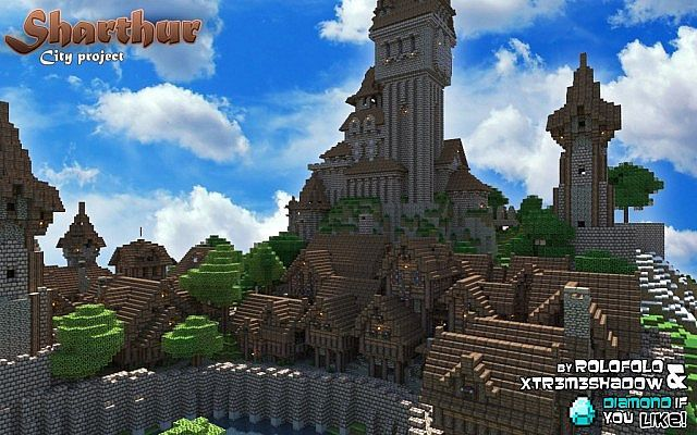 Medieval city sharthur 165 subs thank you and download and medieval city sharthur 165 subs thank you and download and minecraft gumiabroncs Gallery