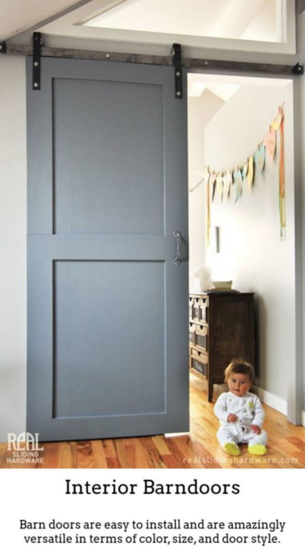 Interior Barndoors Sliding Barn Doors Are Not Only Designed For Country Barns These Days They Can Barn Style Sliding Doors Masonite Interior Doors Barn Door