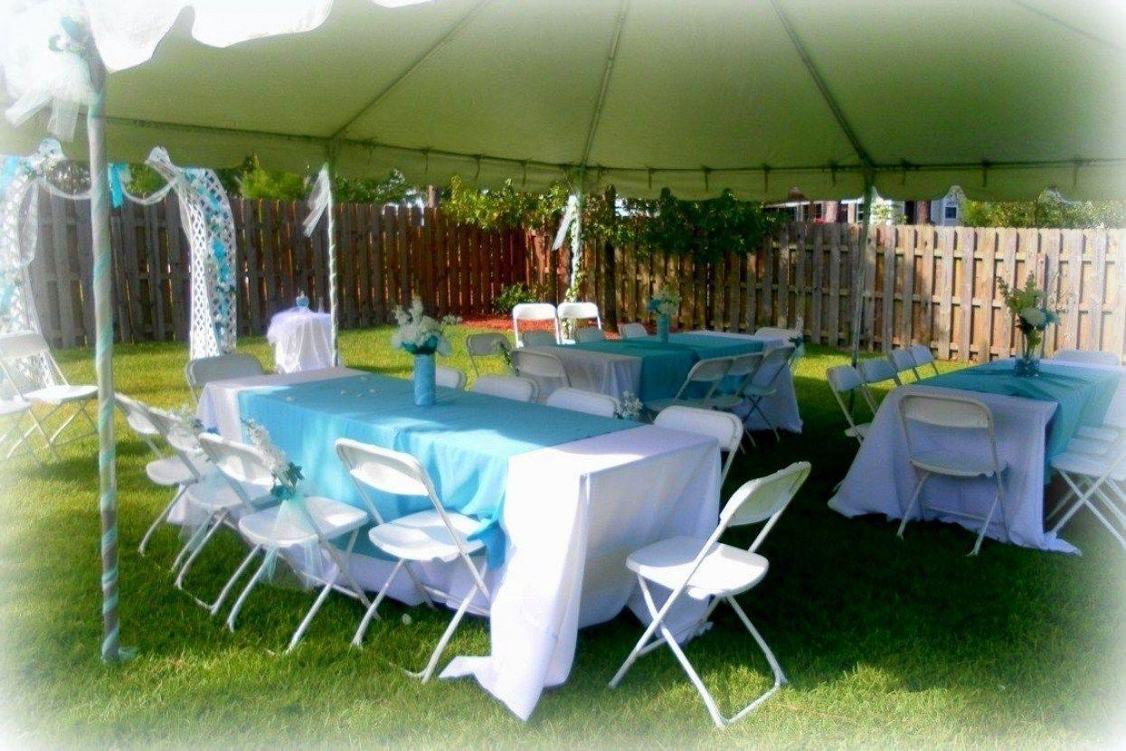 26+ Best Summer Backyard Wedding Model | Cheap backyard ...