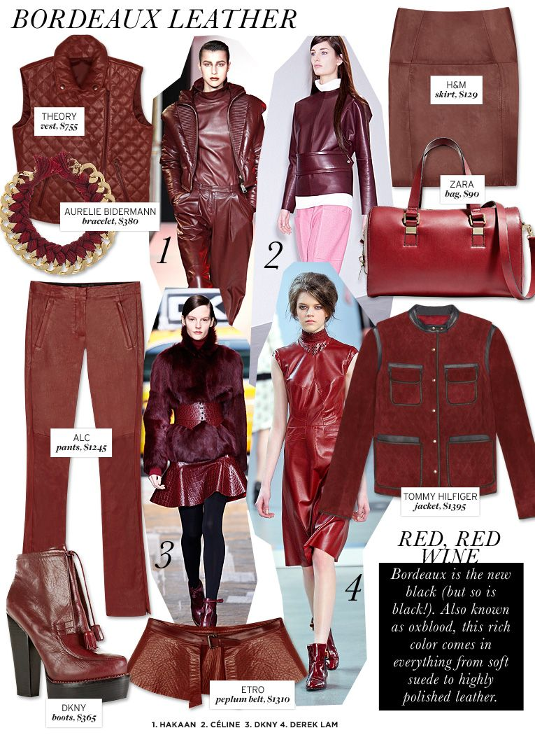 Pin On Fall Winter 2012 Trends