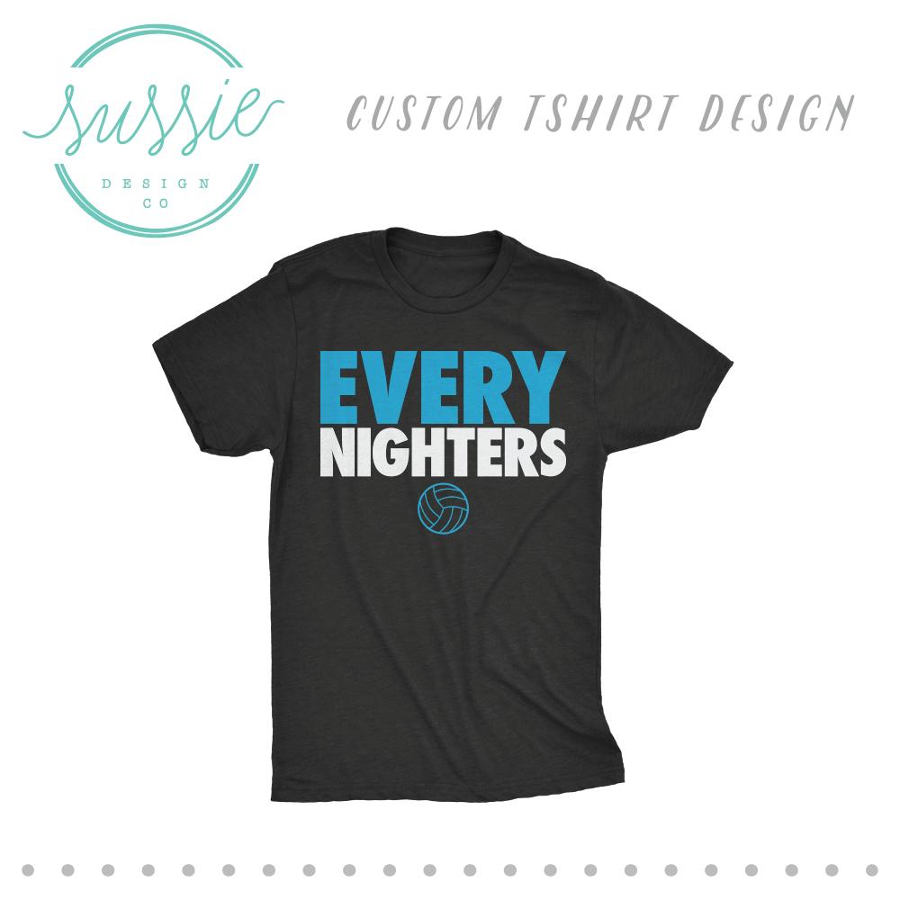 c51366cca Intramural Team Shirt // College Intramural Sports Team Shirt Design // Intramural  Design // Intramural Shirts // Volleyball